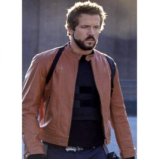 Blade Trinity Hannibal King Biker Leather Jacket