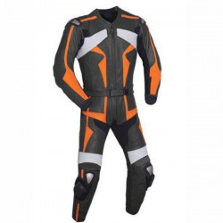 Classical Motorbike Racing Leather Suits