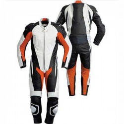 Designer Fashion Racing Motorbike Leather Suits