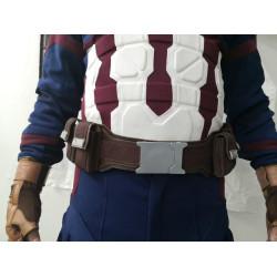 Chris Evans Captain America Civil war  Faux Leather Accessories