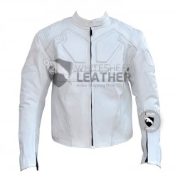 Tom Cruise Oblivion Biker Leather Jacket