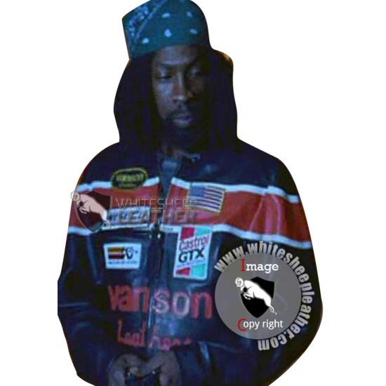 Glenn Plummer Road Kings Panther Leather Jacket