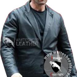 Hummingbird Jason Statham Leather Jacket (Free shipping)