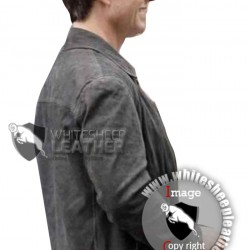 Jack Harper Oblivion Tom Cruise Suede Leather Jacket ( Free Shipping)