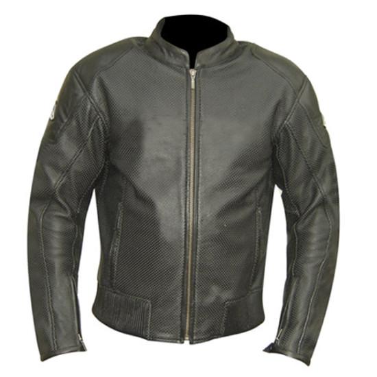 Causal Look Fashion Biker Leather Jacket