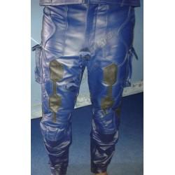 Captain America Chris Evan Leather Trouser
