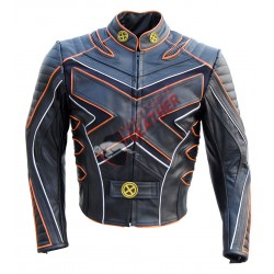 SRHides Mens Lantern Fashion Real Leather Jacket