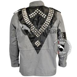 T-800 Terminator arnold schwarzenegger  M-65 field jacket