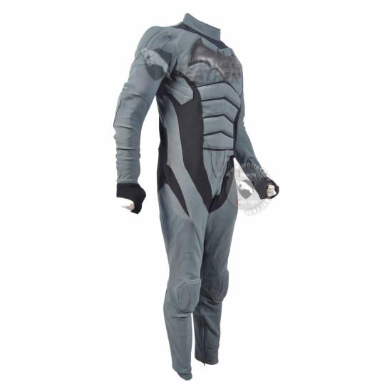 Batman one piece Classic jumpsuit (Textured Stretch Fabric )