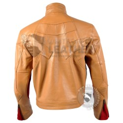 Red Hood Real Leather Jacket