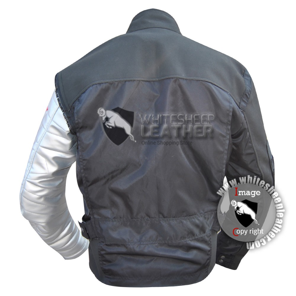 Captain America Civil War : Bucky Barnes Jacket