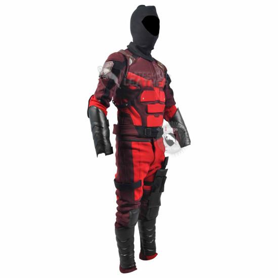Daredevil season 2 Matt Murdock costume Red  suit (Textured stretch fabric )