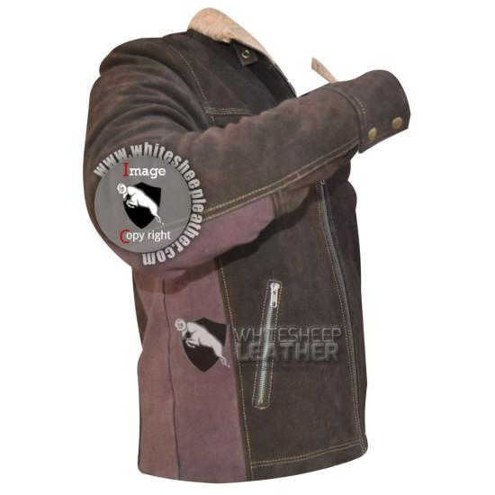 Rick Grimes The Walking Dead Season 5 Leather Jacket