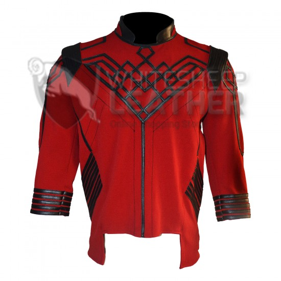 shang chi And The Legend Of The Ten Rings Costume Jacket