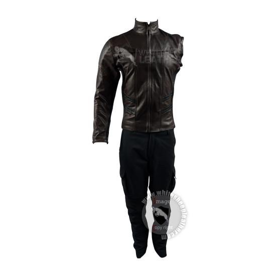 The Falcon and the Winter Soldier : Bucky Barnes costume
