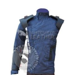 Avengers Infinity war the Winter Soldier Bucky Barnes cosplay Jacket