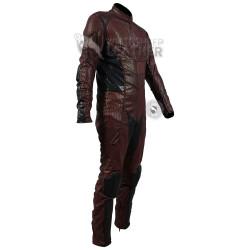 Daredevil comic Style screen printed jumpsuit