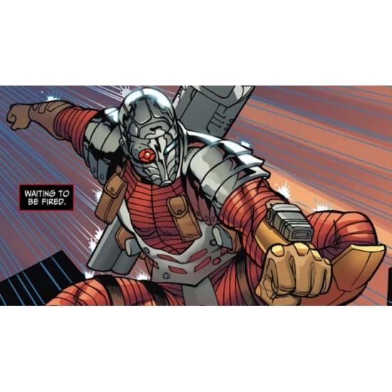 Deadshot Comic Base Suit