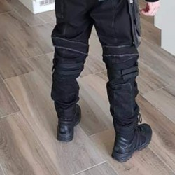 Captain America Winter Soldier : Bucky Barnes costume pants