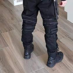 Captain America Winter Soldier : Bucky Barnes costume pants