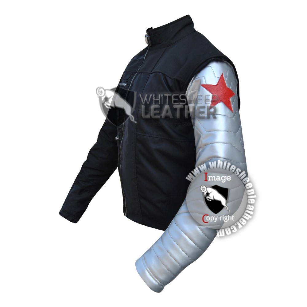 Captain America Civil War : Bucky Barnes Costume Suit
