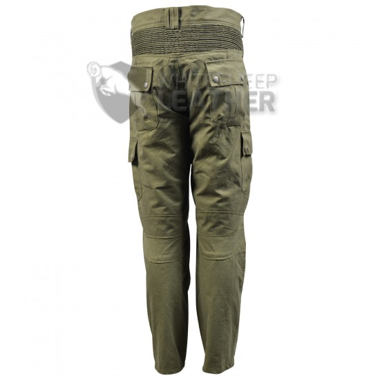 The Falcon and the Winter Soldier : Bucky Barnes Fabric pants