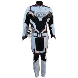Avengers End Game  : Avengers Quantum Realm White Suit (For Women )
