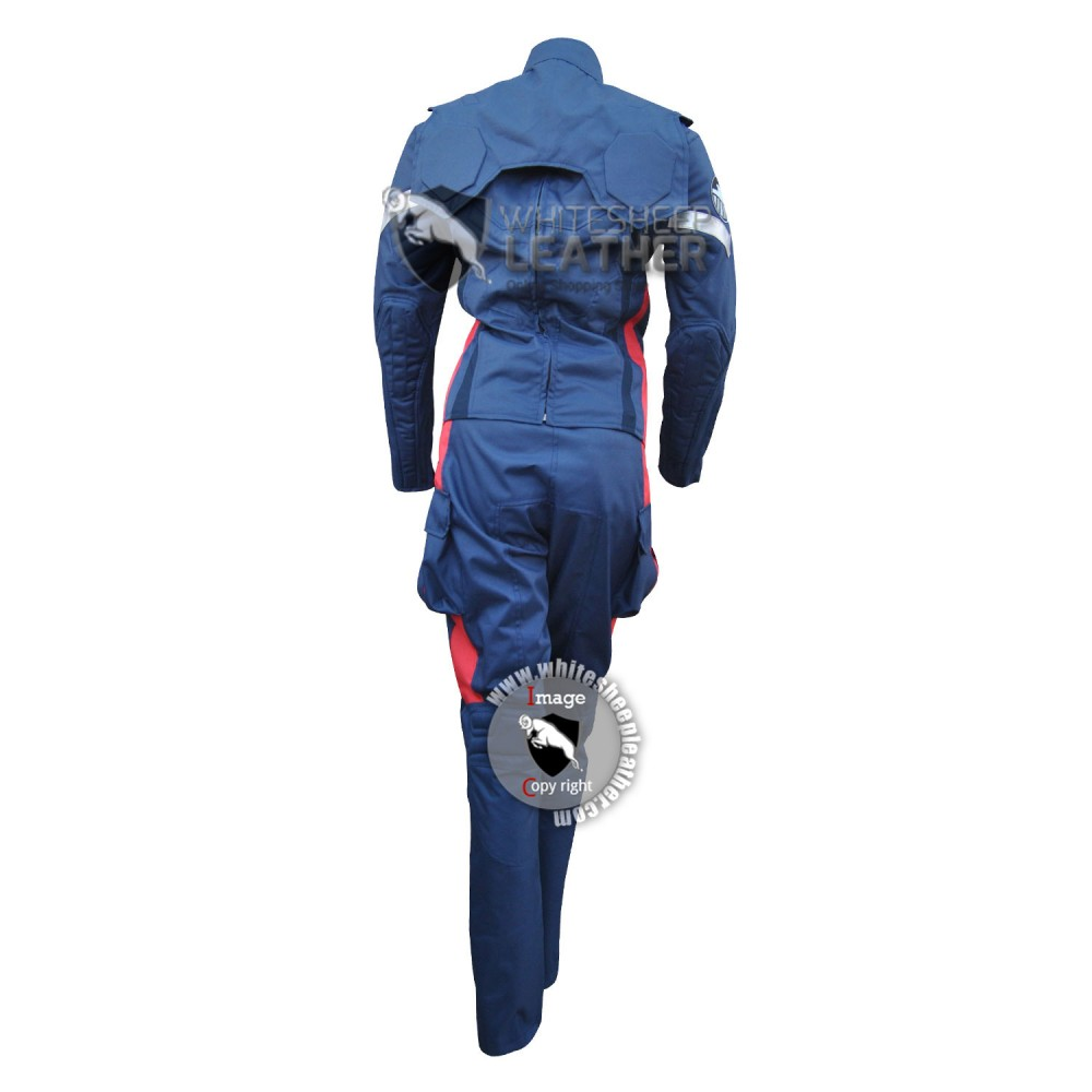 Captain America Stealth Strike Costume suit for women