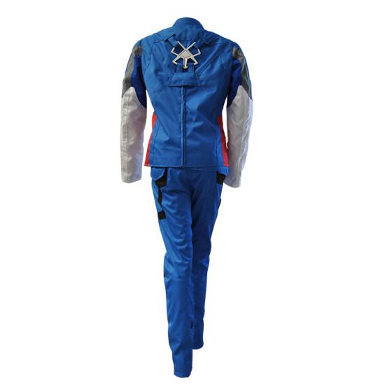 Captain America The First Avenger Chris Evans Costume Suit For Women