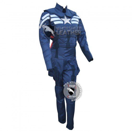 Captain America Stealth Strike Costume suit for women
