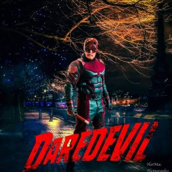 Daredevil season 2 Matt Murdock costume suit