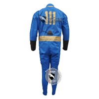 Fallout 4 FO Nate Cosplay / Vault  111  Jumpsuit