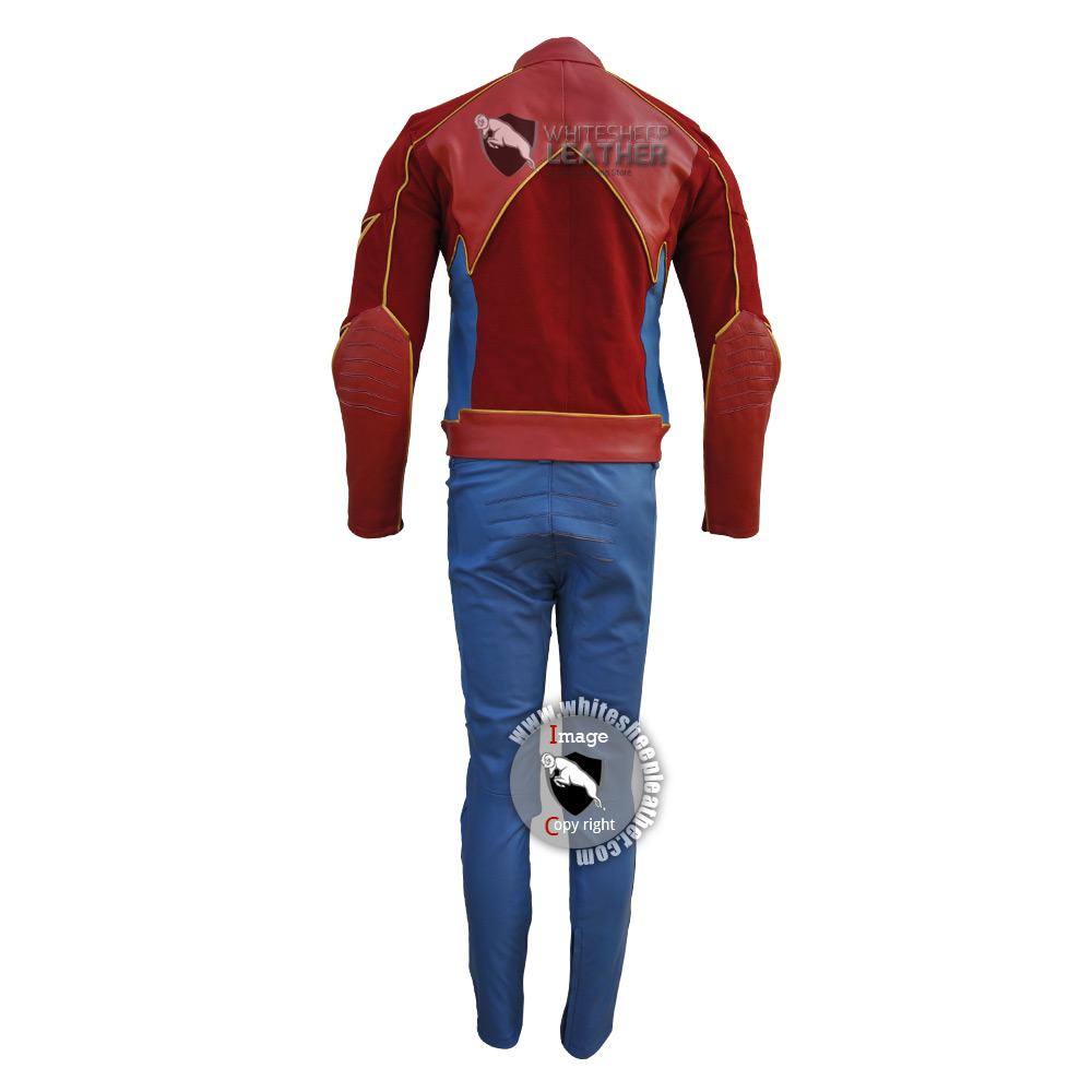 Flash Season 3 Jay Garrick Costume