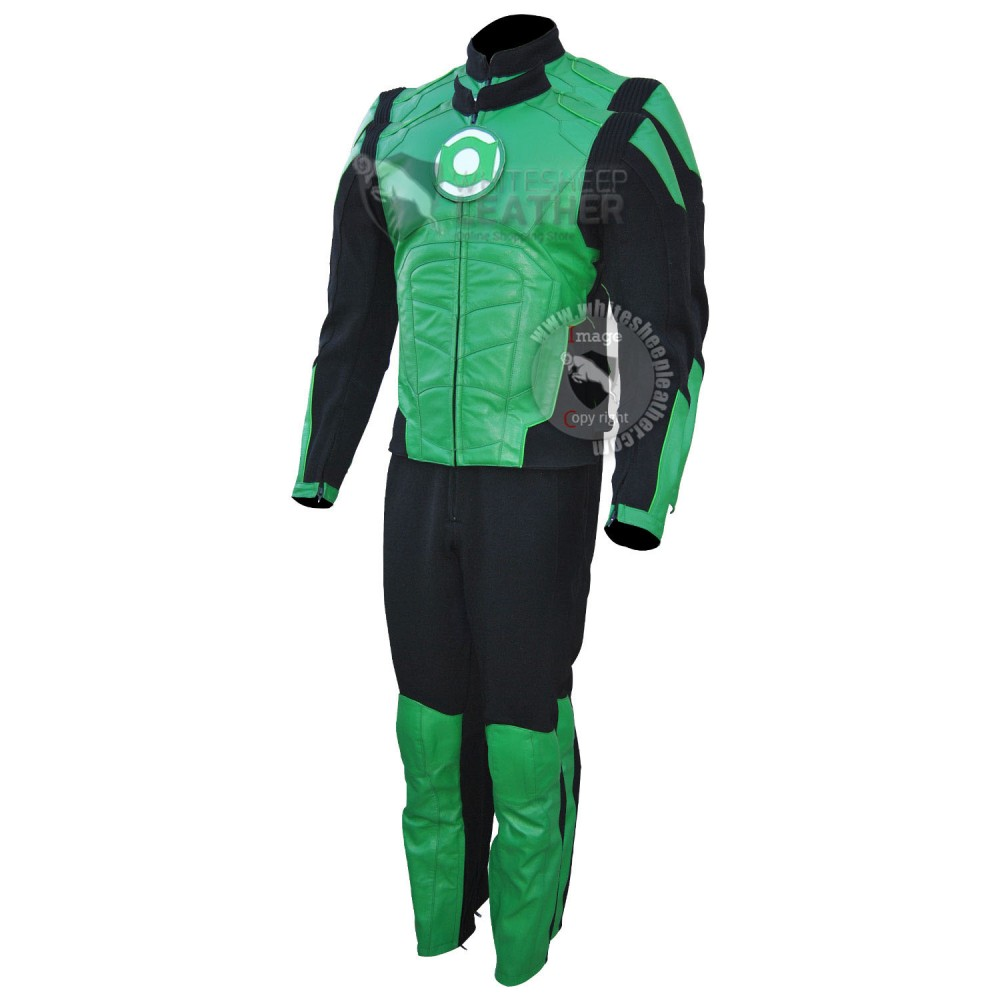 Green Lantern Costume suit
