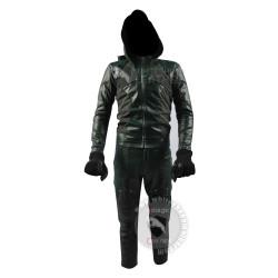 Green arrow season 8  Stephen Amell costume