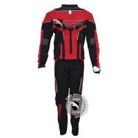 Scott Lang's  Ant-Man 2 Costume Suit (textured stretch Fabric suit )