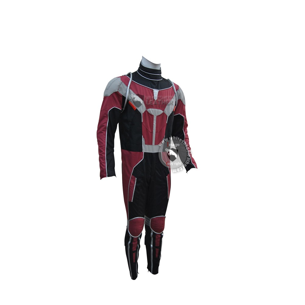 Scott Lang Civil war Ant-man one piece cordura suit