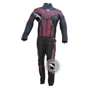 Scott Lang's  Ant-Man 2 Leather Costume Suit