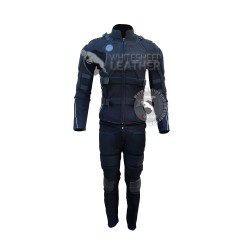 Spider Man Far From Home Stealth Suit Cosplay Costume