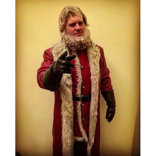 The Christmas Chronicles movie Santa Claus costume