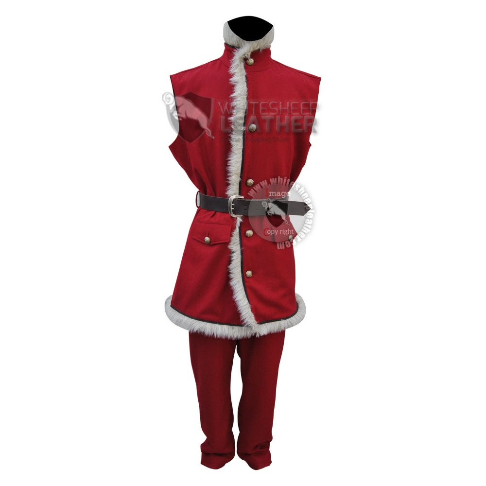 Christmas Chronicles Mrs Claus.The Christmas Chronicles Movie Santa Claus Costume
