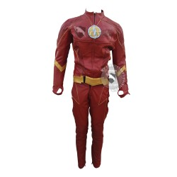 The Flash Season 4 Barry Allen Flash Grant Gustin Outfit Cosplay Costume