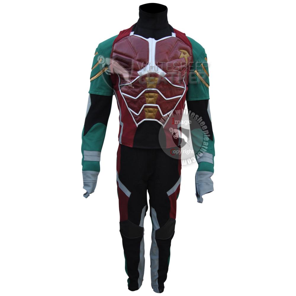 Titans Dick Grayson Robin Costume-2874