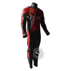Scott Lang's  Ant-Man 2 Costume Suit  (Screen Printed Suit)