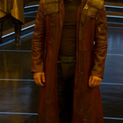 Star Lord Guardians of the Galaxy Volume 2 Chris Pratt  Trench coat