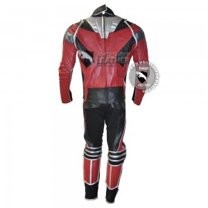 Scott Lang Civil war Ant-man Costume suit