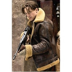 Mummy 3 Tomb of the Dragon Emperor Leather Jacket ( Free Shipping)