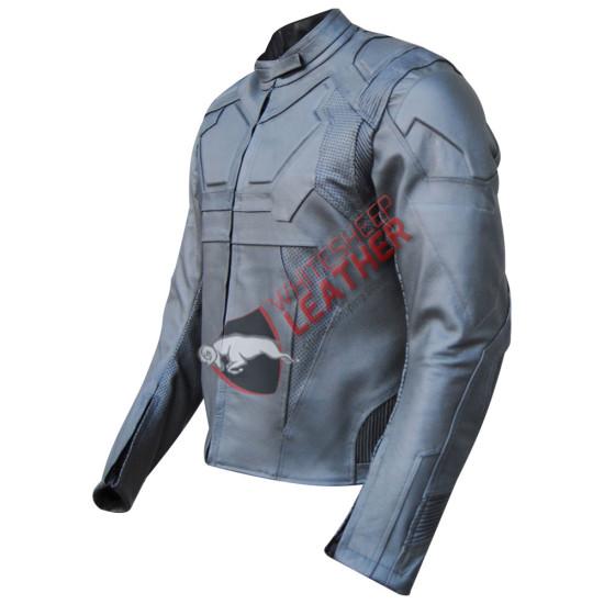 Jack Harper Oblivion Motorcycle Leather Jacket