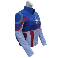 Peggy carter captain America cordura  Jacket for women