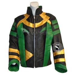 Thor the Dark world Loki costume Jacket for women